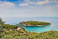 Agia Paraskevi in Perdika, Greece