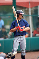 Atlanta Braves Dansby Swanson (51) during an intrasquad Spring Training game on March 29, 2016 at ESPN Wide World of Sports Complex in Orlando, Florida.  (Mike Janes/Four Seam Images)