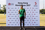 Captain Farveez Maharoof of Sri Lanka Team poses for photo during the Hong Kong Cricket World Sixes 2017 Press Conference at Hong Kong Cricket Club on 27 October 2017, in Hong Kong, China. Photo by Yu Chun Christopher Wong / Power Sport Images