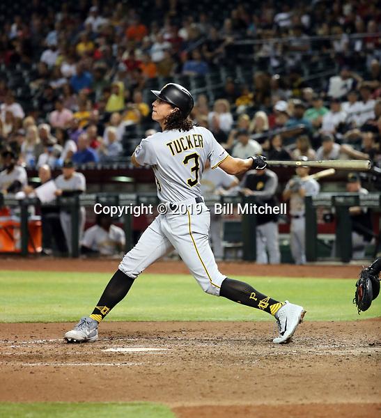 Cole Tucker - 2019 Pittsburgh Pirates (Bill Mitchell)
