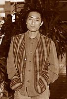 1995 file - Zhang Ymou, Chinese film maker