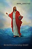 Alfredo, EASTER RELIGIOUS, OSTERN RELIGIÖS, PASCUA RELIGIOSA, paintings+++++,BRTOXX05749,#er#, EVERYDAY
