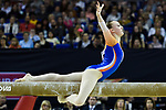 2017 WORLD CUP OF GYMNASTICS. The O2 Arena.Saturday, April 8, 2017. Women's Competition  .Tisha VOLLEMAN (NED)