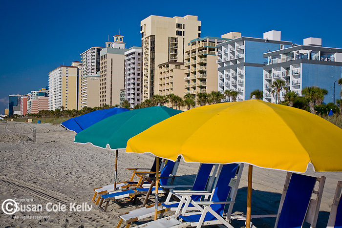 Myrtle Beach resort hotels, Carolina Coast, SC