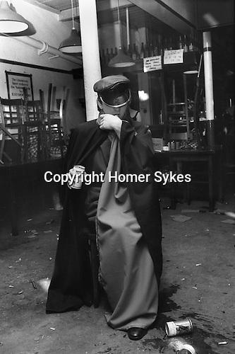 Steve Strange at the Blitz Club, Covent Garden London 1980.
