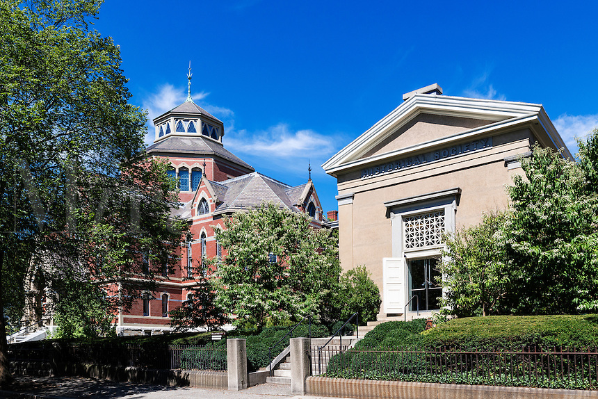 Mencoff Hall, Population Studies and Training Center, Brown University, Providence, Rhode Island, USA