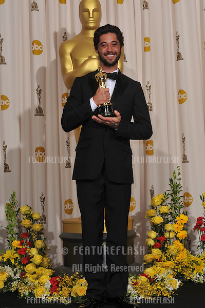 Ryan Bingham at the 82nd Academy Awards at the Kodak Theatre, Hollywood..March 7, 2010  Los Angeles, CA.Picture: Paul Smith / Featureflash.