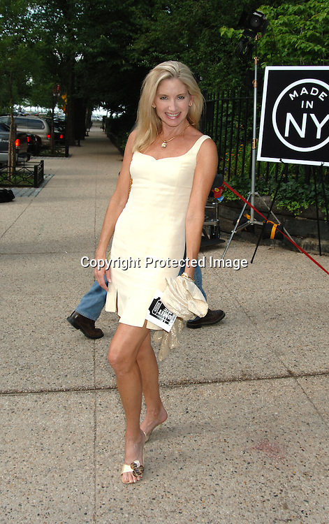 """Marcia McCabe..at The """"Made In New York"""" Awards for Outstanding Achievement in the Entertainment Industry at Gracie Mansion on June 5, 2006...Robin Platzer, Twin Images"""