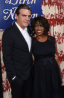 Alfre Woodard + husband Roderick M. Spencer @ the premiere of 'The Birth of a Nation' held @ the Cinerama Dome theatre. September 21, 2016