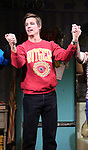 """Ward Horton during the Broadway Opening Night Curtain Call for """"Torch Song"""" at the Hayes Theater on November 1, 2018 in New York City."""