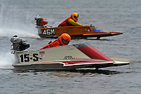 Jesse Ward (15-S) and 46-M (hydro)