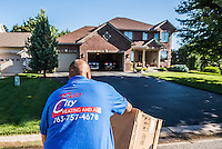 Twin Cities Heating and Air Commercial Photographer