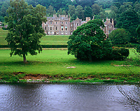 Abbotsford is the exclusive creation of Sir Walter Scott, a famous Scottish writer who produced numerous classics