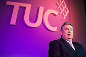 Paul Kenny, GMB General Secretary. TUC Congress 2011 London.