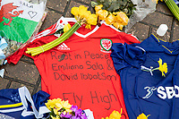 Emiliano Sala Tribute Cardiff Stadium - 08.02.2019