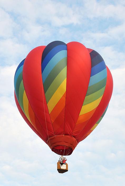 Hey you ! Nice Balloon !!