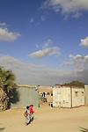 Bedouins in the Negev