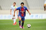 Yoshinori Muto (FC Tokyo), <br /> APRIL 18, 2015 - Football /Soccer : <br /> 2015 J1 League 1st stage match <br /> between F.C. Tokyo 1-2 Sanfrecce Hiroshima <br /> at Ajinomoto Stadium, Tokyo, Japan. <br /> (Photo by YUTAKA/AFLO SPORT) [1040]