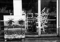 """From """"Miami in Black and White"""" series. Miami Beach, FL, 2009"""