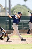 Matt Clark / San Diego Padres 2008 Instructional League..Photo by:  Bill Mitchell/Four Seam Images