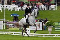 AUS-Emma Dougall (KELECYN ICE AGE)2012 GBR-Equi-Trek Bramham International Horse Trial - Thursday Dressage: CIC*** INTERIM: =23RD