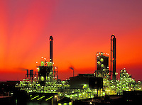 Taiwan.  Petrochemical plant.  Ethylene production.