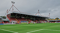 General view of the ground ahead of Crawley Town vs Sutton United, Sky Bet EFL League 2 Football at The People's Pension Stadium on 16th October 2021