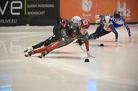 SPEEDSKATING: DORDRECHT: 06-03-2021, ISU World Short Track Speedskating Championships, SF 3000m Relay, (CAN), ©photo Martin de Jong