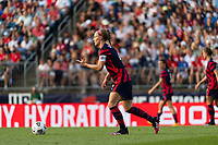 EAST HARTFORD, CT - JULY 5: Becky Sauerbrunn #4 of the United States during a game between Mexico and USWNT at Rentschler Field on July 5, 2021 in East Hartford, Connecticut.