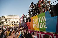 08.06.2019 - Roma Pride 2019 - Nostra La Storia, Nostre Le Lotte