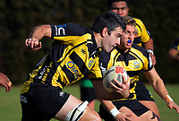 190413 Manawatu Premier Club Rugby - Te Kawau v Feilding Yellows