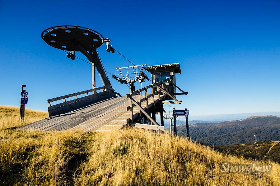 Image Ref: HC115<br /> Location: Mt Buller Summit<br /> Date: 21 March, 2015