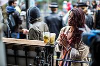 24-25.08.2014 - Behind The Bar - Notting Hill Carnival 2014 at 'Centonove' (Full Story)