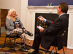 Celebrity Journalist Eileen Shapiro interviewed by Micky Burns NYC Profiles.