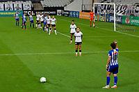 São Paulo (SP), 06/12/2020 - CORINTHIANS-AVAIKINDERMAN - Corinthians e Avaí Kinderman no segundo jogo da final do Campeonato Brasileiro Feminino 2020, na Neo Química Arena, neste domingo (06).