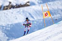 11th November 2020; Obergurgl, Austria; Christian Walder of Austria during a free downhill training for the mens OeSV team in Obergurgl, Austria