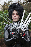 Edward Scissorhands, Emerald City Comicon, Seattle, WA, USA.