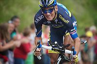 Roman Kreuziger (CZE)<br /> <br /> Tour de France 2013<br /> stage 17: ITT Embrun - Chorges 32km