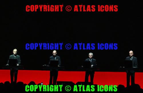 Kraftwerk<br /> Photo Credit: Eddie Malluk/Atlas Icons.com