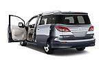 Car images of2015 Nissan Quest SV 5 Door Minivan Doors