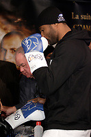 Montreal (QC) CANADA- Dec 10 2009- Official Weighting before Dec 11 Fight :<br /> <br /> Jean Pascal