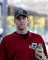 Justin Parker / Yakima Bears ..Photo by:  Bill Mitchell/Four Seam Images