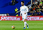 Isco Alarcon of Real Madrid in action during the La Liga 2017-18 match between Levante UD and Real Madrid at Estadio Ciutat de Valencia on 03 February 2018 in Valencia, Spain. Photo by Maria Jose Segovia Carmona / Power Sport Images