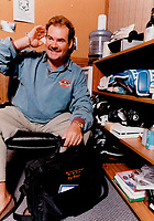 1994 FILE PHOTO - ARCHIVES -<br /> <br /> 1994 FILE -<br /> <br /> Burns; Pat (hockey) -Portraits<br /> <br /> PHOTO : <br /> Bull, Ron<br /> <br /> PHOTO : Ron BULL - Toronto Star Archives - AQP