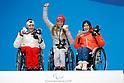 PyeongChang 2018 Paralympics: Alpine Skiing: Women's Super G Sitting Medal Ceremony