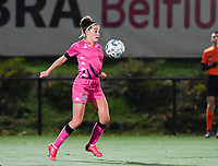 Renate-Ly Mehevets (15 Charleroi) pictured during a female soccer game between Sporting Charleroi and Eendracht Aalst on the 8th  matchday of the 2020 - 2021 season of Belgian Scooore Womens Super League , friday 20 th of November 2020  in Marcinelle , Belgium . PHOTO SPORTPIX.BE | SPP | DAVID CATRY