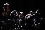 BUB..Bouncing universe in a Bulk..Conception - choregraphie : Eric Arnal Burtschy..Assistant : Lyllie Rouviere..Solistes : Justine Bernachon, Melissa Boucher, Marianne Chargois, Charles J. Essombe, Charlie Fouchier, Stéphane Fratti, Jean-Max Mayer, Kataline Patkai, Lyllie Rouviere..Marcheurs : Joseph Benedetti, Emmanuelle Blondeau, Camille Bouchardeau, Claire Charliot, Daniel Franchini, Julia Hofler, David Laborie, Francis Lavainne, Tamara Lochoshvili, Patricia Morejon, Raphaël Saubole ..Lumières : Stéphanie Daniel, Fabrice Ollivier, Sophie Tible-Cadiot ..Lieu : Panopé - Théâtre de Vanves..Cadre : Artdanthé..Ville : Vanves..Le : 21/03/2011..© Laurent PAILLIER / photosdedanse.com..All Rights reserved
