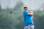Lee Sharpe plays during the World Celebrity Pro-Am 2016 Mission Hills China Golf Tournament on 23 October 2016, in Haikou, Hainan province, China. Photo by Marcio Machado / Power Sport Images