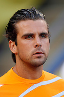 Mike Chabala (17) of the Houston Dynamo. The New York Red Bulls and the Houston Dynamo played to a 1-1 tie during a Major League Soccer match at Giants Stadium in East Rutherford, NJ, on May 16, 2009.