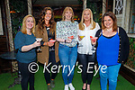 Enjoying the evening in Molly J's on Friday, l to r: Amy O'Brien, Sandra Ellis, Lorraine Goodall, Clare Flaherty and Anita McGinty